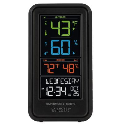 Wireless Color Weather Station