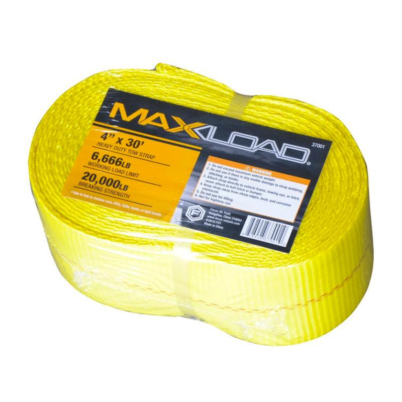 4 In.X 30 Ft.X 20, 000 Lbs.Tow Strap