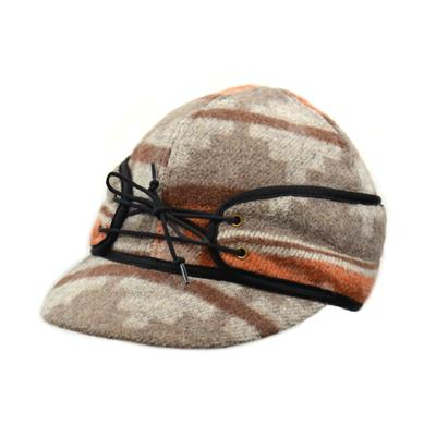 Navajo Wool Blend Railroad Hat