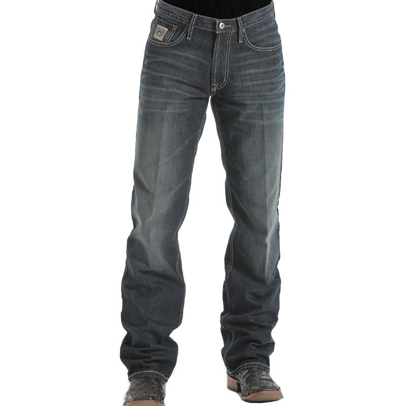 Men's Relaxed Fit White Label Jeans