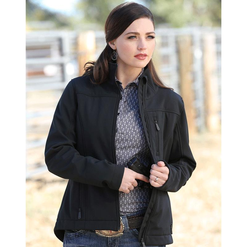 Women's Concealed Carry Bonded Jacket