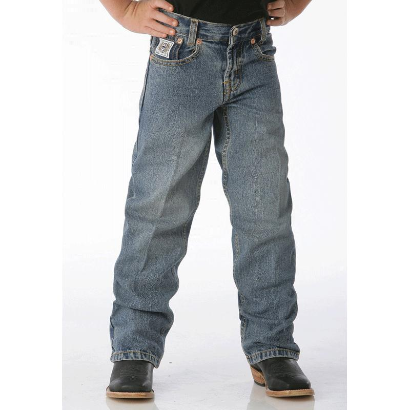Boys White Label Jeans