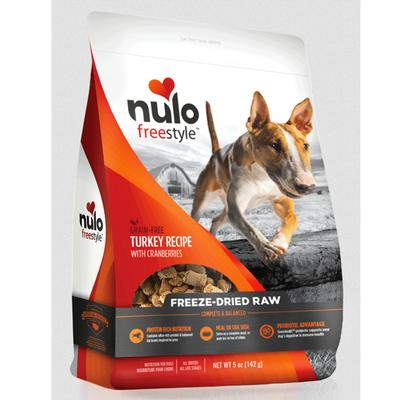 FreeStyle Freeze-Dried Raw Turkey with Cranberries