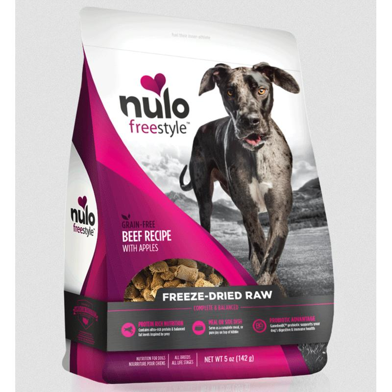 Freestyle Freeze- Dried Raw Beef With Apples