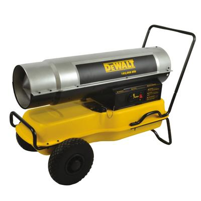 DeWalt Forced Air Kerosene Construction Heater