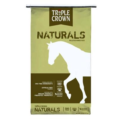 Naturals Pelleted Horse Feed