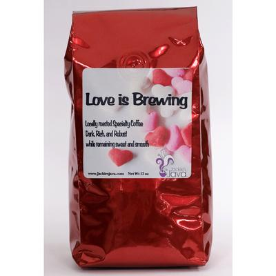 Specialty Valentine Roast 12oz Coffee Bag