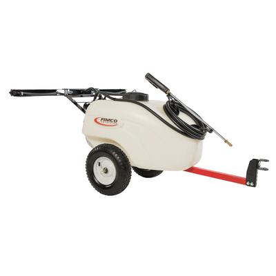 20 Gallon Trailer Sprayer