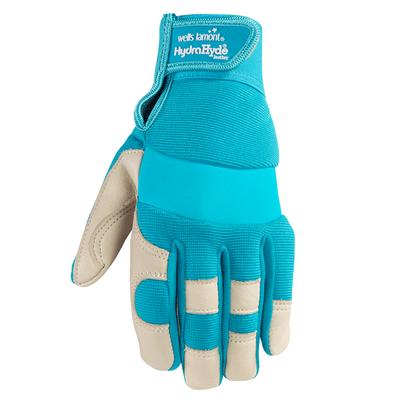 Women's HydraHyde Hybrid Leather Palm Gloves