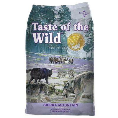 Sierra Mountain Canine Recipe