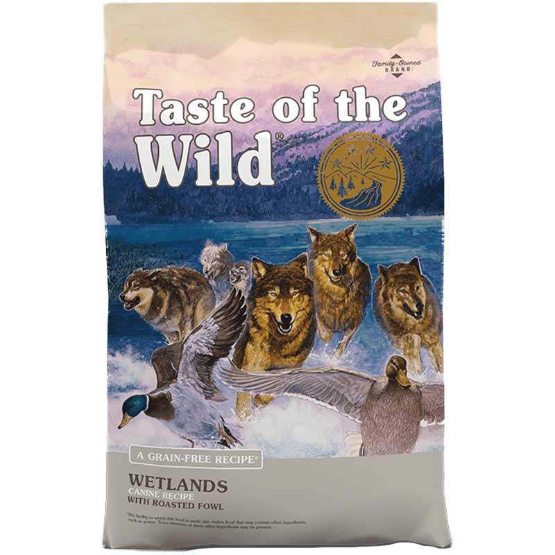 Wetlands Canine Recipe