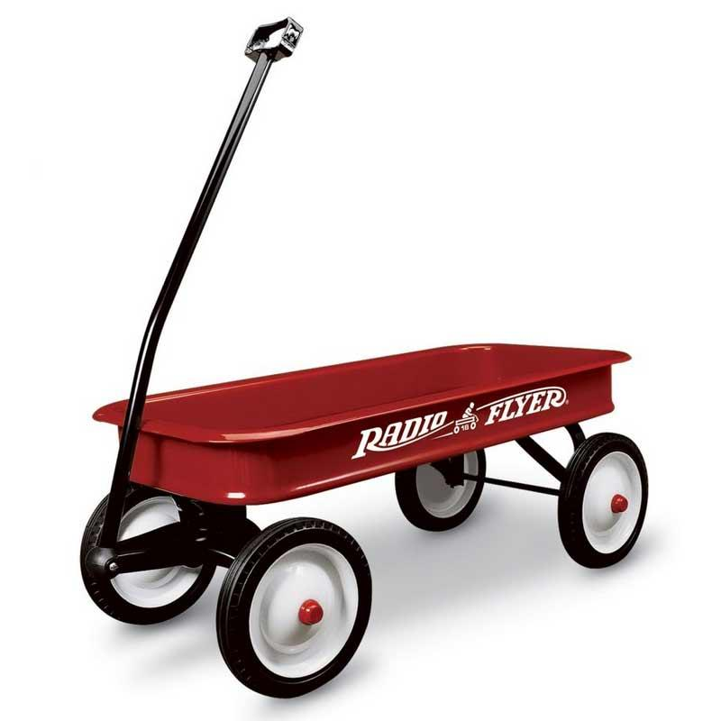 Classic Red Wagon