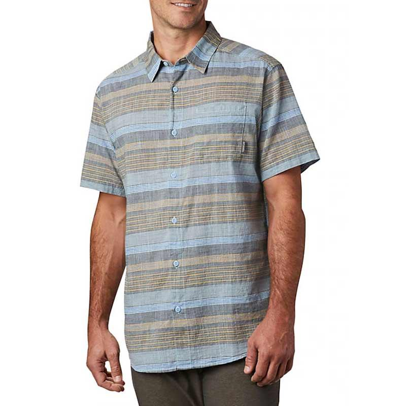 Men's Under Exposure Yarn- Dye Short Sleeve Shirt