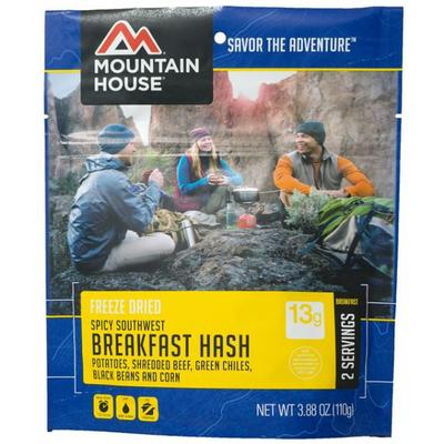 Meat Egg and Hash Breakfast Entrees