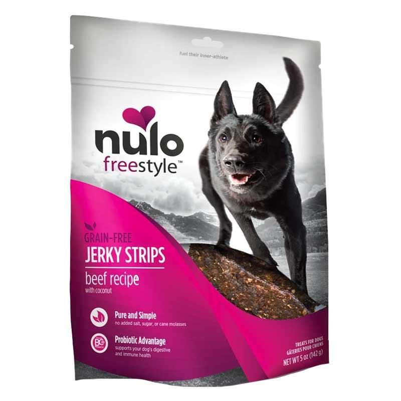 Freestyle Jerky Strips Beef With Coconut