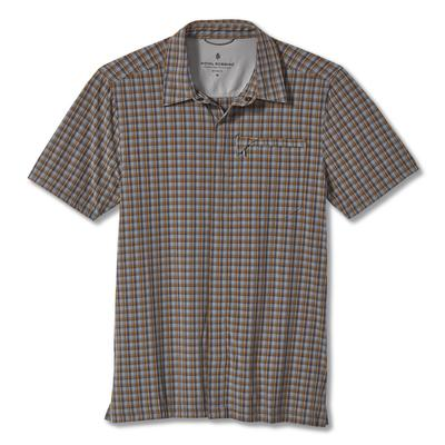 Men's Mission Plaid Short Sleeve