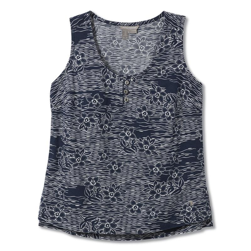 Women's Cool Mesh Eco- Tank