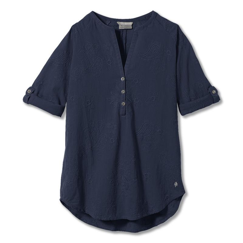 Women's Oasis Tunic Ii 3/4 Sleeve Shirt
