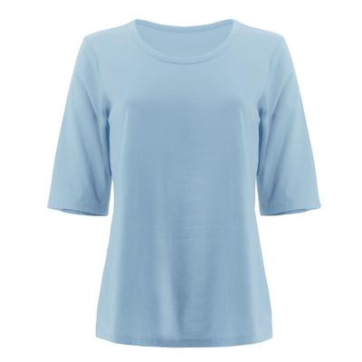 Women's Basis Elbow Sleeve Top