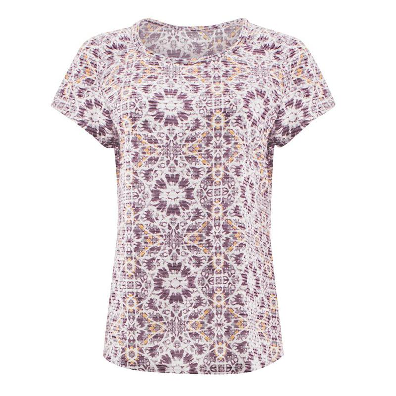 Women's Mosaic Top