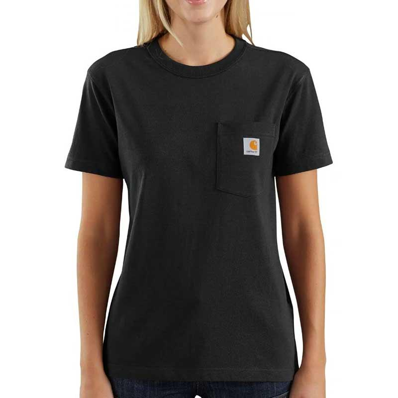 Women's Workwear Pocket T- Shirt