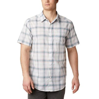 Men's Under Exposure Yarn-Dye Short Sleeve Shirt