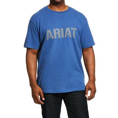 Men's Rebar Cotton Strong Block T-Shirt