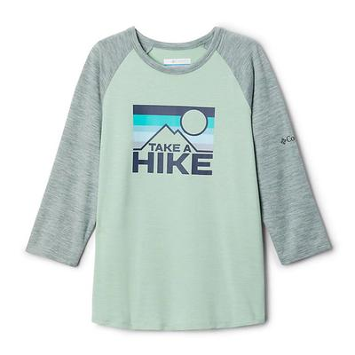 Kid's Outdoor Elements 3/4 Sleeve Shirt