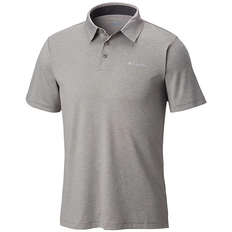 Men ' S Tech Trail Polo Shirt