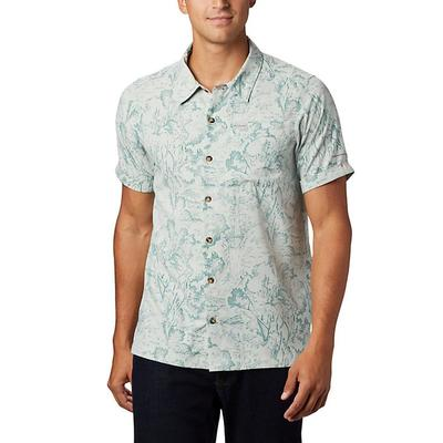 Men's Outdoor Elements Short Sleeve Print Shirt