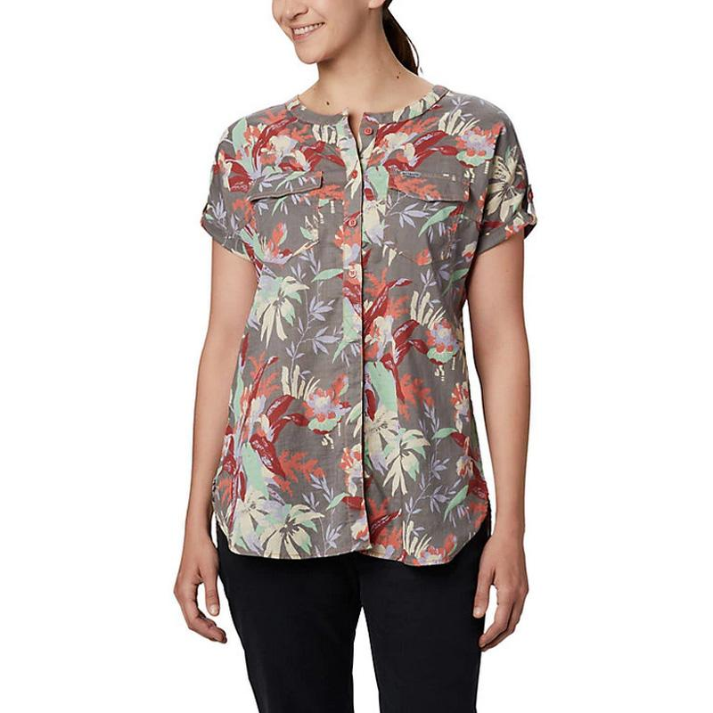 Women's Camp Henry Relaxed Shirt