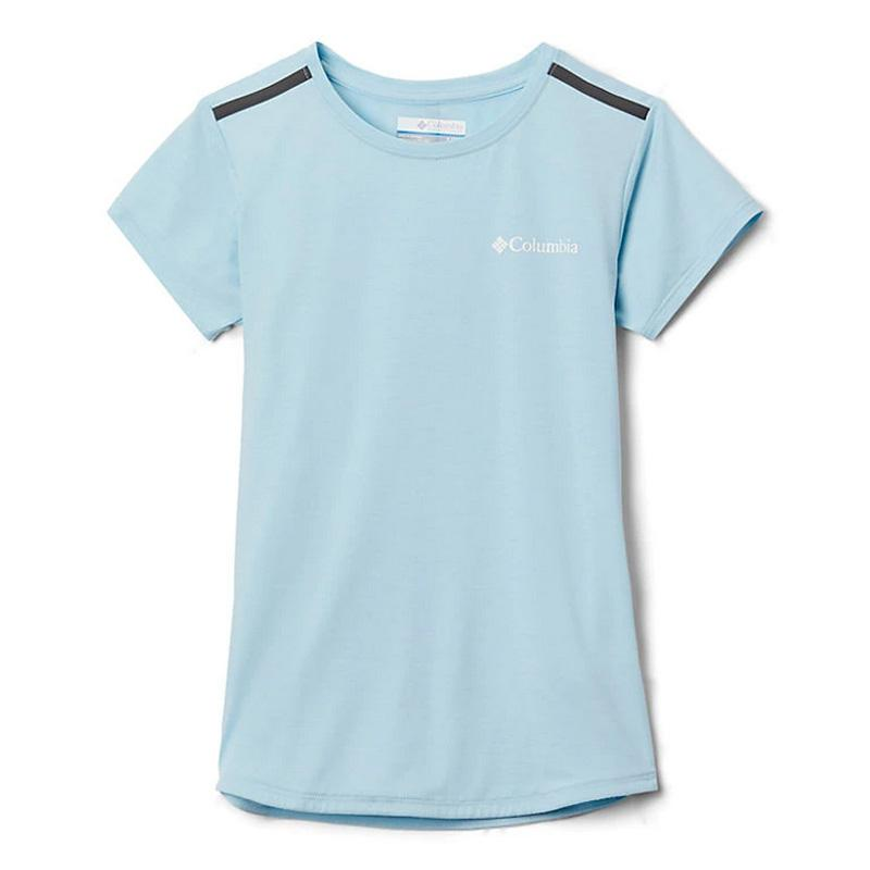 Girl's Tech Trek Short Sleeve Shirt