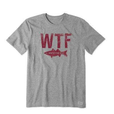 Men's WTF Crusher Tee