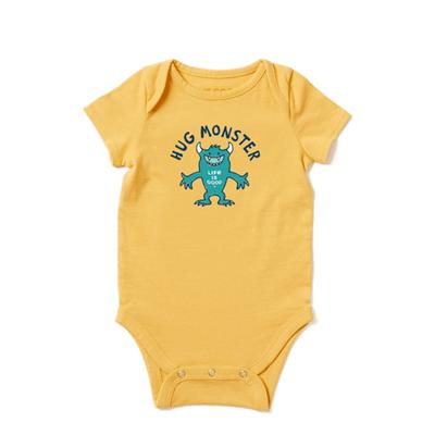 Infant Hug Monster Crusher Baby Bodysuit
