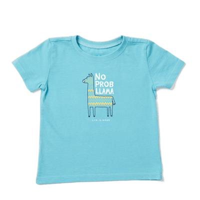 Toddler No Prob Llama Crusher Tee