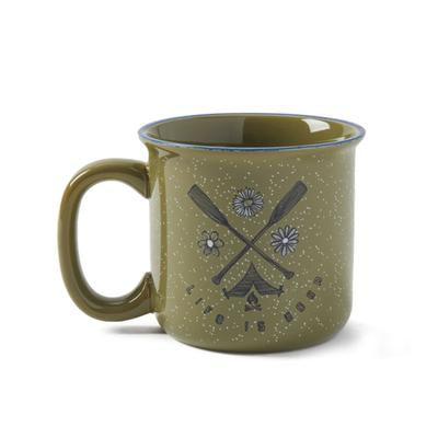 Camp Elements Happy Camper Mug