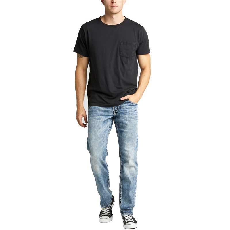 Men's Eddie Relaxed Fit Tapered Leg Jeans