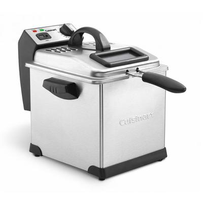 3.4 Quart Deep Fryer