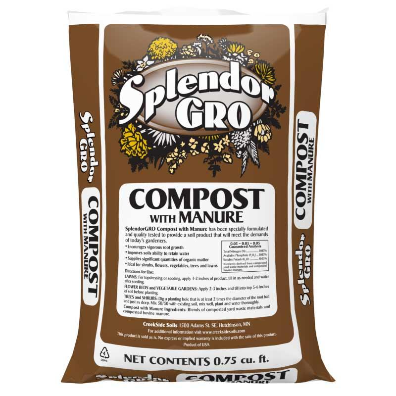 Compost With Manure