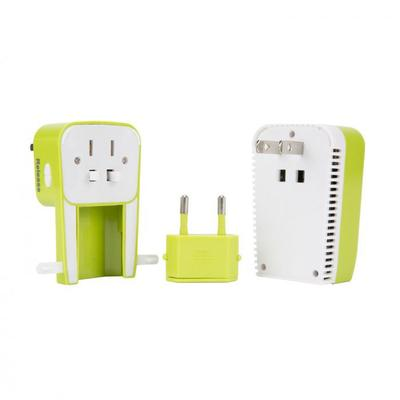 Universal 3-in-1 Adapter, Converter, and USB Charger