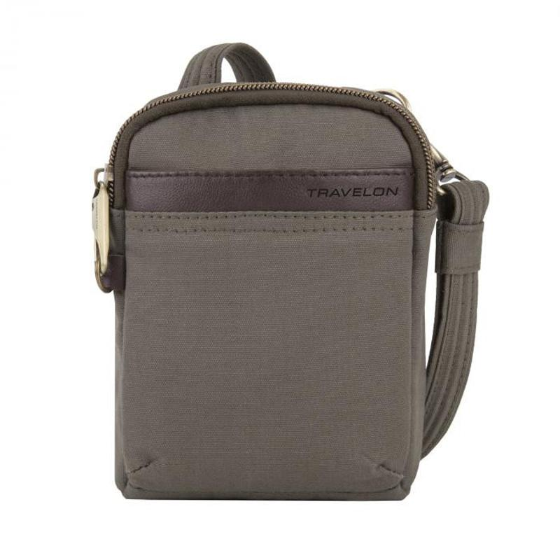 Anti- Theft Courier Mini Crossbody
