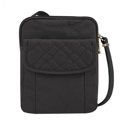 Anti-Theft Signature Quilted Slim Pouch
