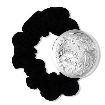 Classic Small Concho Hair Tie