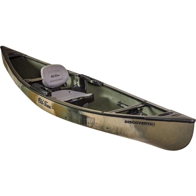 Discovery 119 Solo Sportsman Canoe