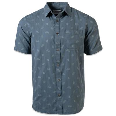 Men's Camper Short Sleeve Shirt