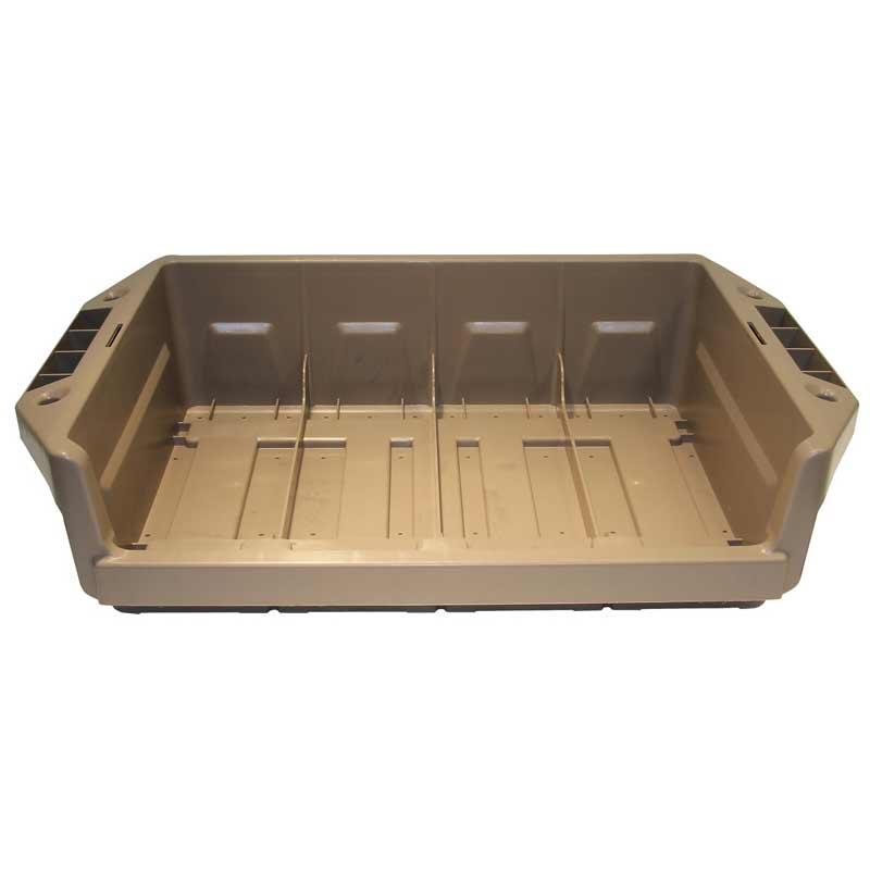 Metal Ammo Can Tray 30 Cal.