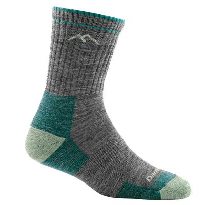 Womens Hiker Micro Crew Cushion Sock