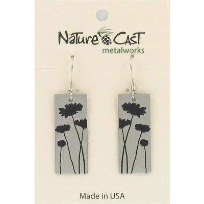 Flowers Dangle Earring