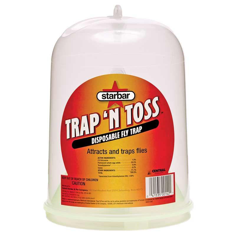 Trap ' N Toss Disposable Fly Trap