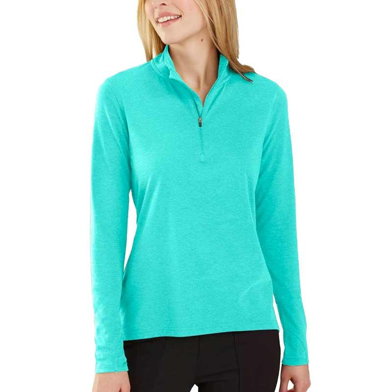 Women's Force Delmont Quarter- Zip